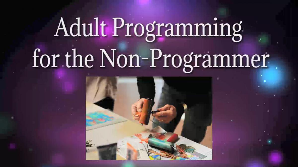 Adult Programming for Non-Programming Title Card
