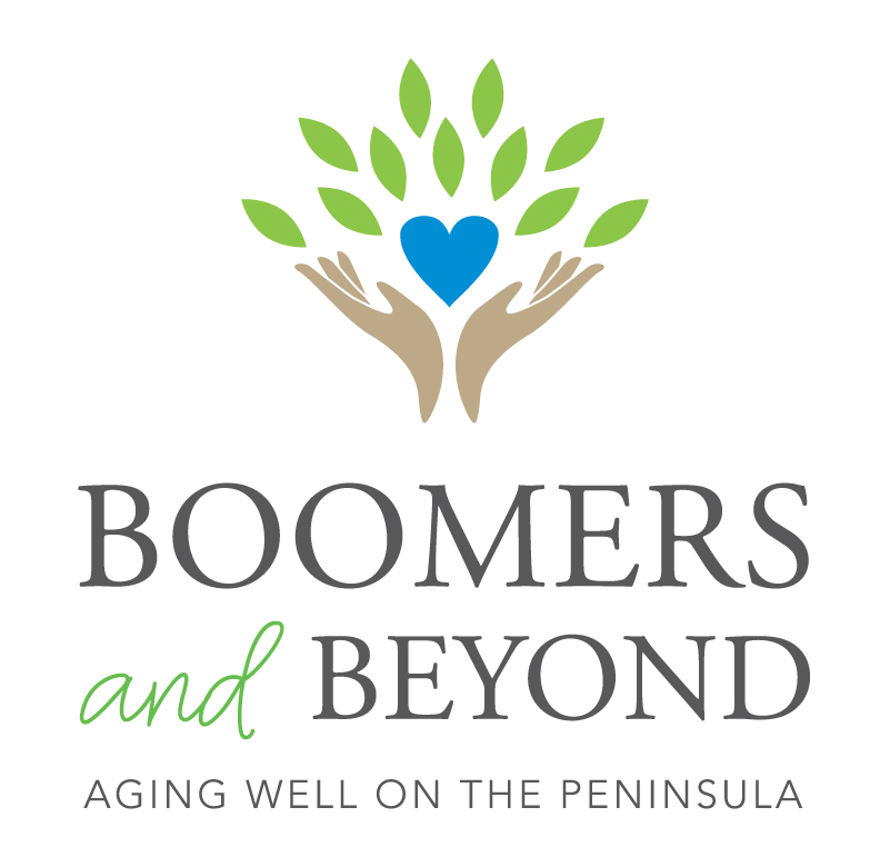 Boomers and Beyond: Aging Well on the Peninsula logo