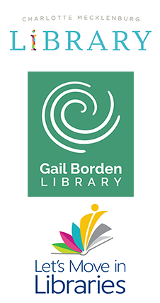 Library logos representing the location of each presenter