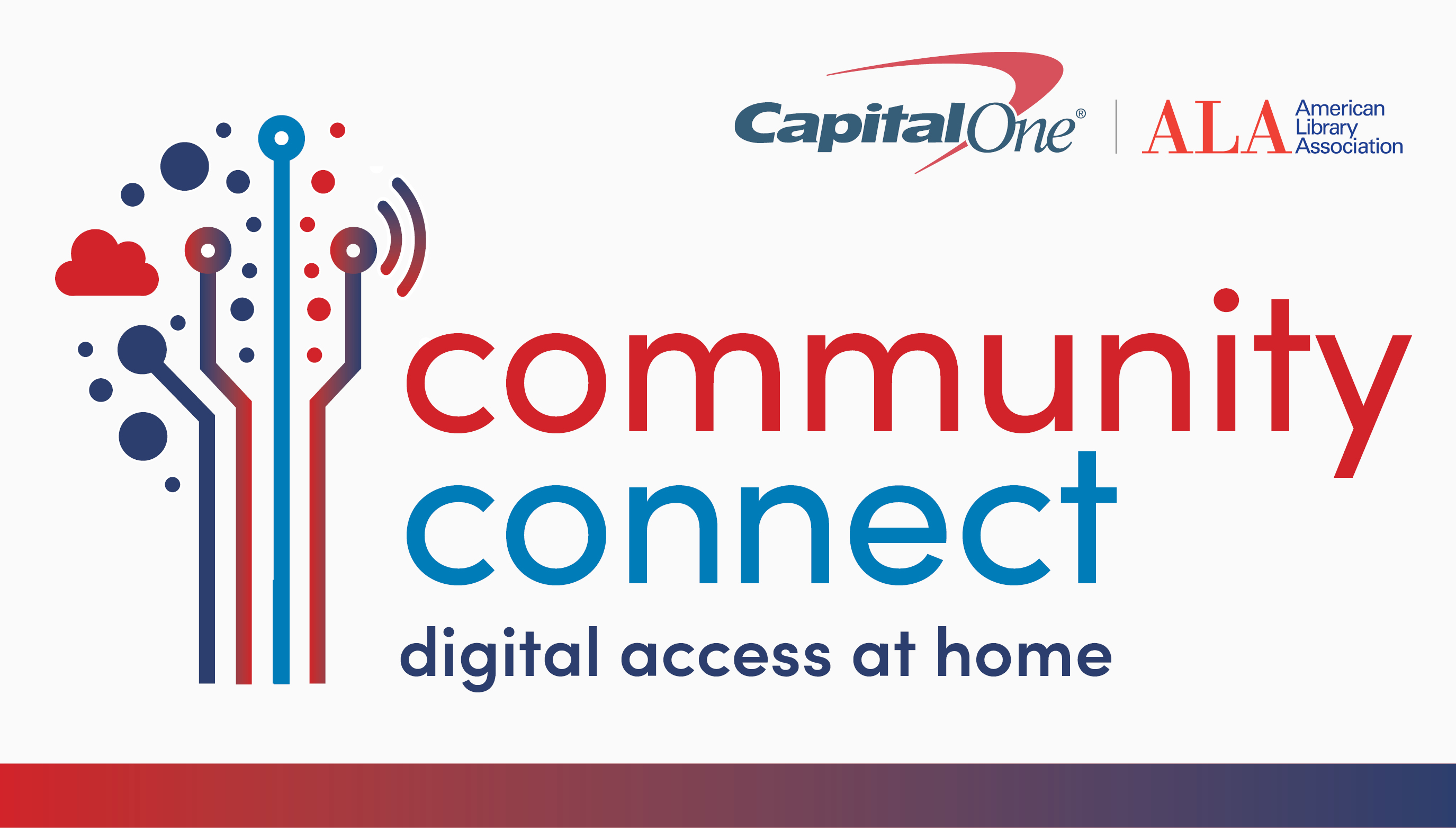 Apply Now: Community Connect: Digital Access at Home