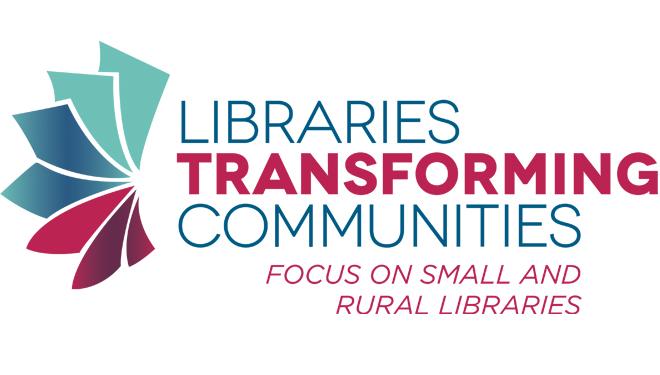 Libraries Transforming Communities logo