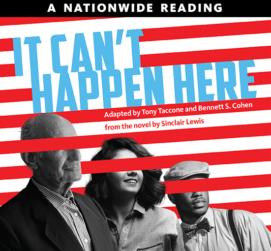 A Nationwide Reading: It Can't Happen Here
