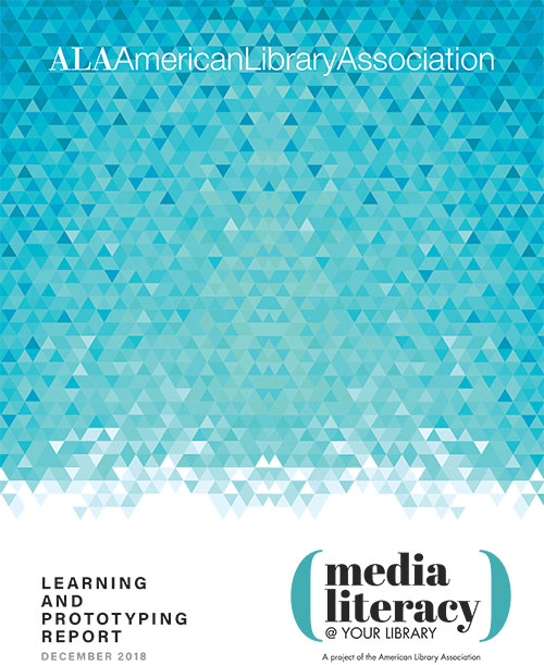 Media Literacy at Your Library Report Cover