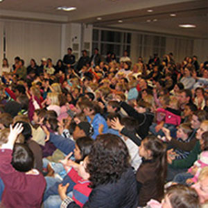 Event audience  (San Mateo County Library)