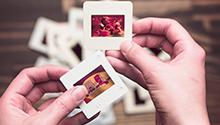 Stock image of photo cells