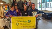 Library's running team