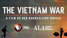 The Vietnam War promo