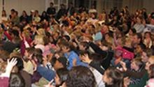 Event audience, San Mateo County Library