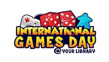 International Game Day @ Your Library
