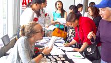 Flushing Library Immigration Fair