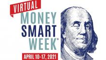 Logo for Virtual Money Smart Week 2021