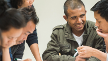 A financial literacy program for Burmese speakers at Lakewood (Ohio) Public Library