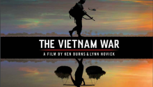 """The Vietnam War: A Film by Ken Burns and Lynn Novick"""