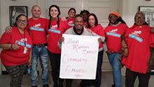Free Library of Philadelphia's community organizers