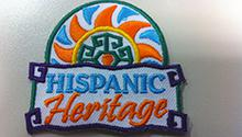 Hispanic Heritage badge