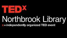 TEDx Northbrook Library logo