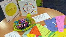 Cutting activity station