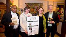 Galena LitFest authors