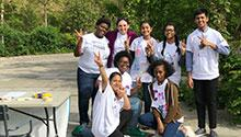 Brooklyn Public Library Youth Advisory Council members