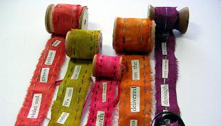 Thread spool poetry