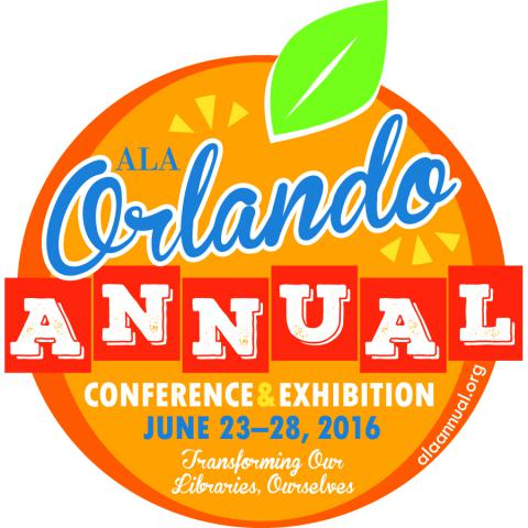 ALA Annual Conference 2016 logo