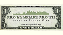 Money Smart Month logo
