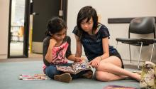 Booking with a Buddy at Skokie Public Library