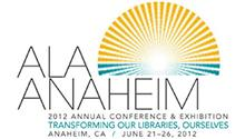 2012 ALA Annual Conference logo