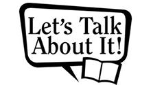 Let's Talk About It logo