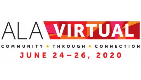 ALA Virtual, June 24-26