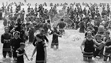 Bathers, Atlantic City, N.J.