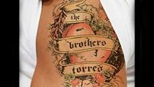 """Cover of """"The Brothers Torres"""" by Coert Voorhees"""