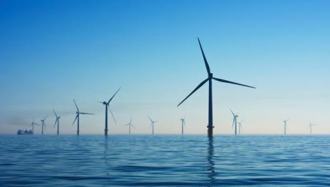 Photo of wind mills