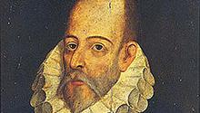 Portrait of Miguel Cervantes