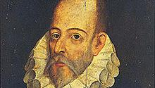 Portrait of Miguel Cervantes
