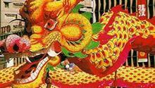Chinese dragon  Zhou Guoxin