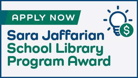 Sara Jaffarian School Library Program Award