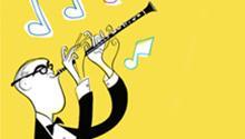 Jazz Appreciation Month 2009 poster