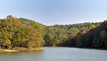 Brown County Ogle Lake, Photo credit: Serge Melki