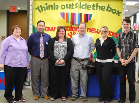 The Tuscaloosa Public Library LTC team
