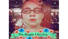 Ingrid Abrams, founder of The Magpie Librarian blog