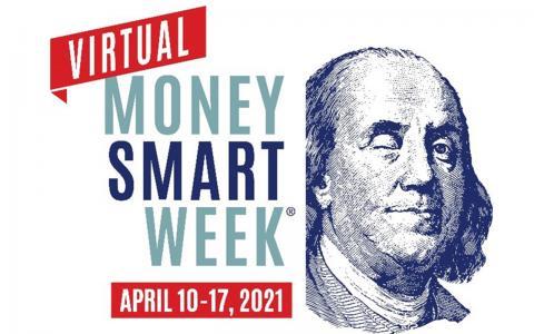 Logo for Virtual Money Smart Week 2021