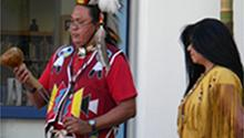 Native American event at Oceanside (Calif.) Public Library