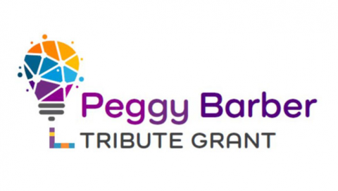 Peggy Barber Tribute Grant Logo