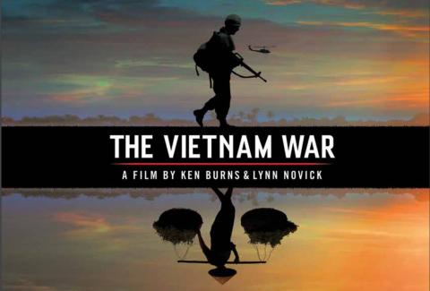 """The Vietnam War: A Film by Ken Burns and Lynn Novick"""