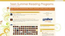 2013 YALSA Summer Reading website