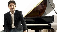 Pianist Matthew Ball