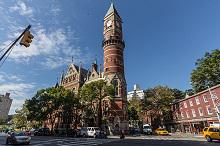 New York Public Library's (NYPL) Jefferson Market branch