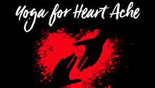 Yoga for Heart Ache logo