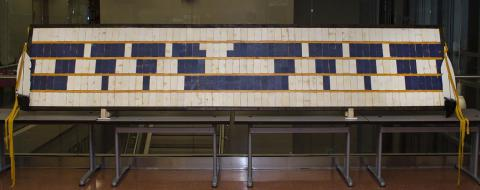 Wooden Wampum Belt